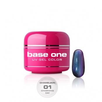 Tasha UV gel Base one Bonder se štětečkem 15 ml Black Line