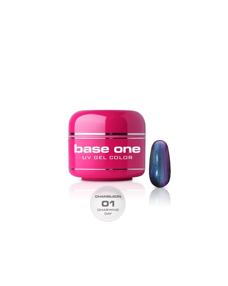 Tasha UV gel Base one Bonder 15 ml se štětečkem Black Line