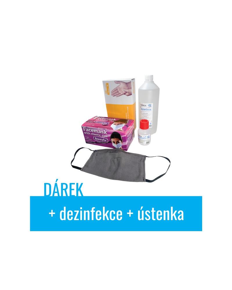 Tasha Top Coat BIO 15 ml - vrchní lak s obsahem pryskyřice na přírodní nehty